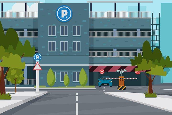 City Parking Place