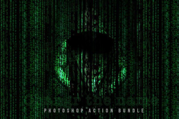 7-In-1 Illusionist Photoshop Action Bundle