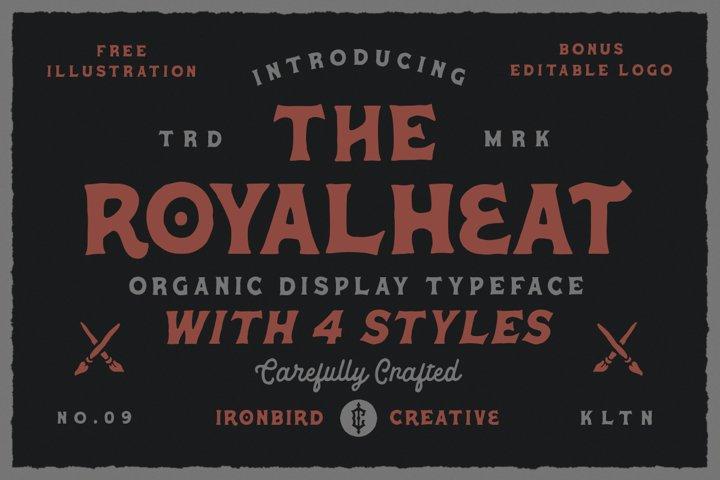 The Royalheat & Extras