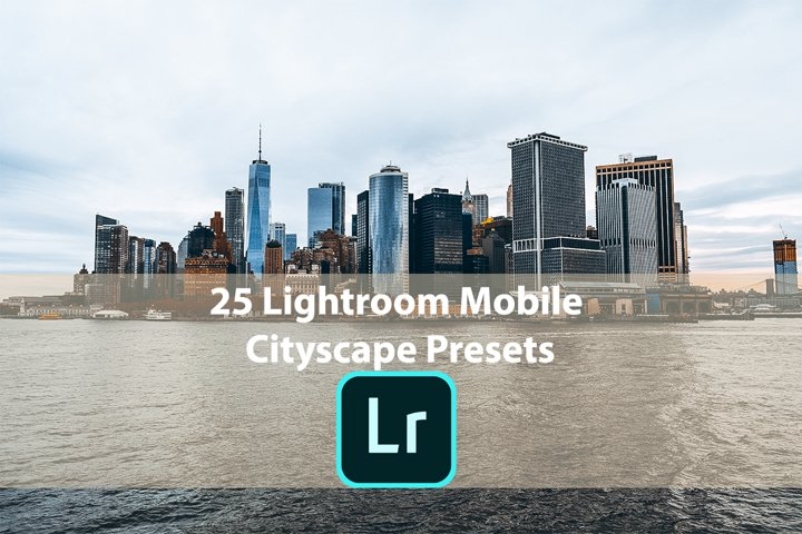 25 Lightroom Mobile Cityscape Presets