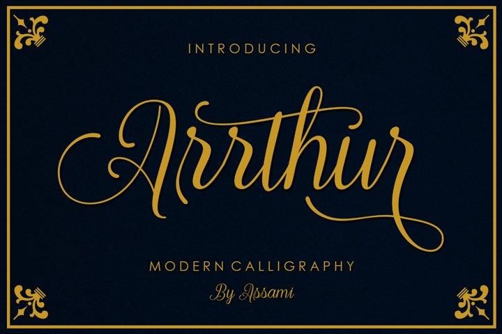 Arrthur