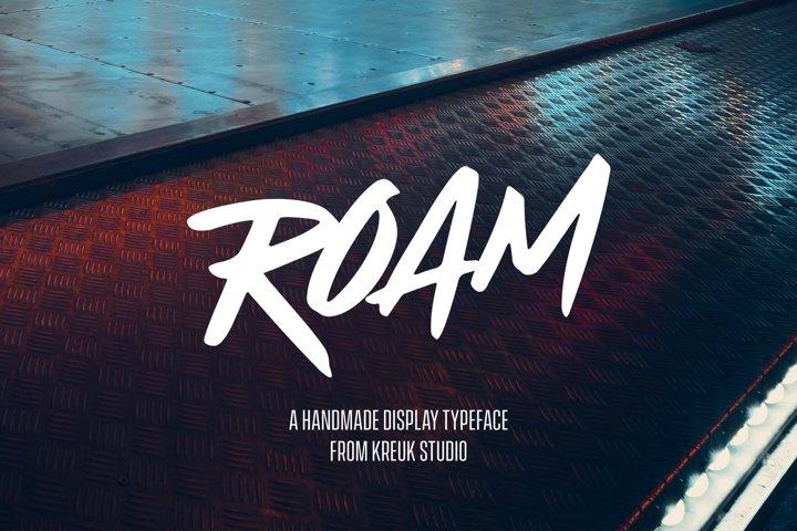 Roam Display