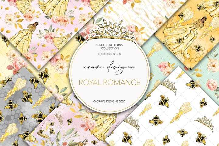 Royal Romance I Patterns