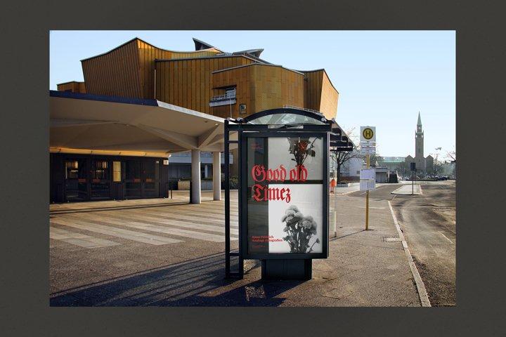 Mockup - Poster - Concert Hall
