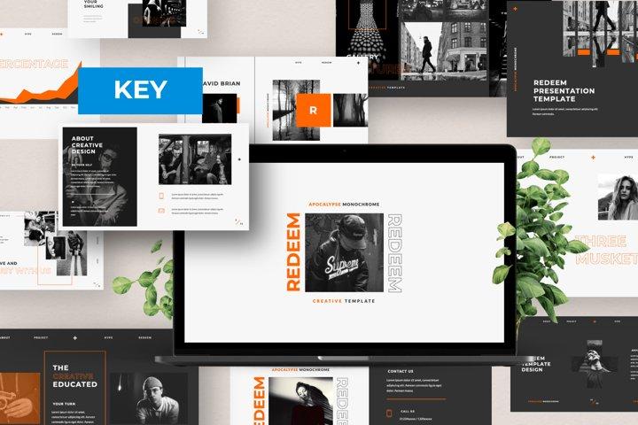 Redeem Brand Keynote
