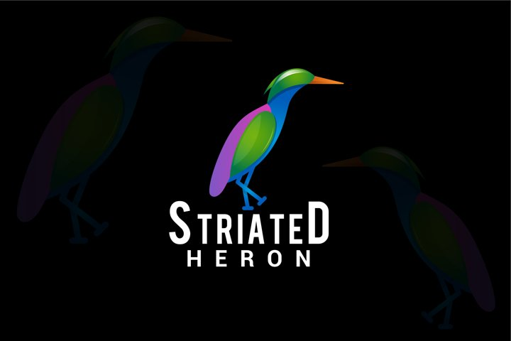 Striated Bird