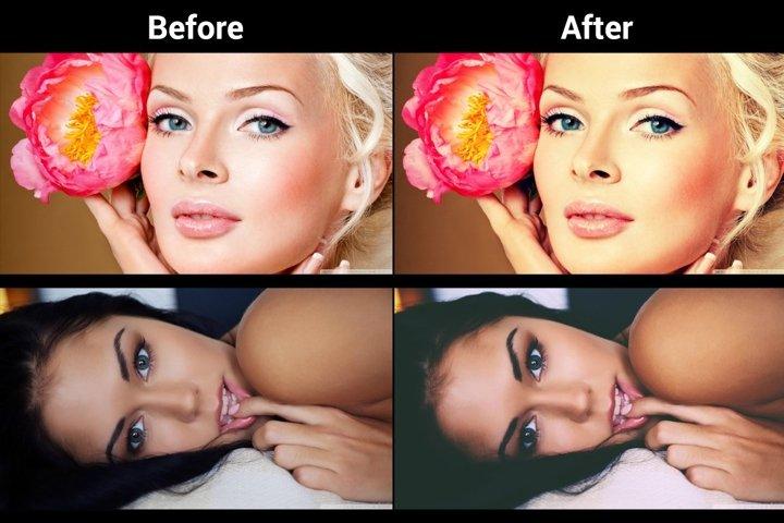 10 Retro Image Effects