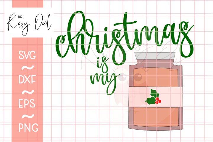 Christmas Jam SVG   Christmas SVG