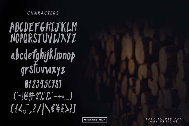 Pinebrick Typeface - Free Font of The Week Design0