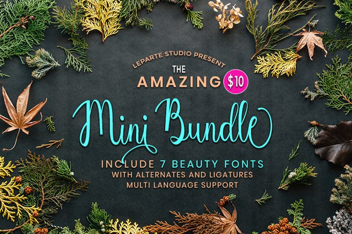 The Amazing Mini Bundle