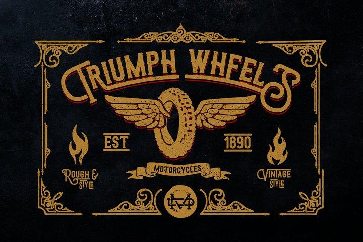 Triumph Wheels  Bonus