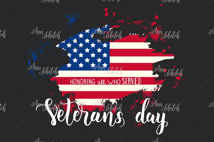 Happy Veterans Day Card