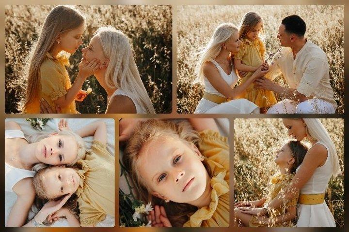 Summer Family portraits
