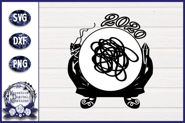 2020 SVG -Witchcraft SVG - Wiccan SVG - Curse SVG
