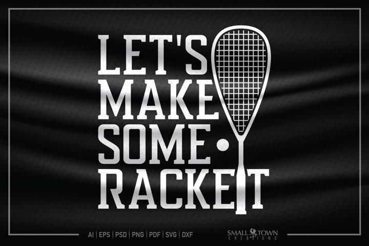 Racquetball Racquets, Racquetball svg, CUT & DESIGN