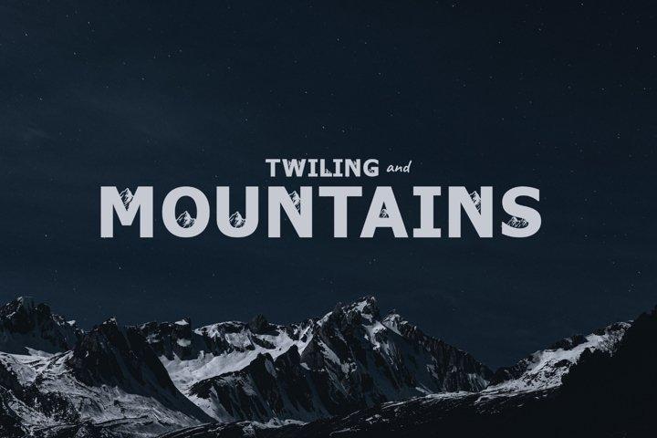 Twiling&Mountains