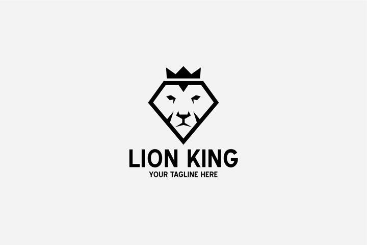 Lion King Logo 421692 Logos Design Bundles