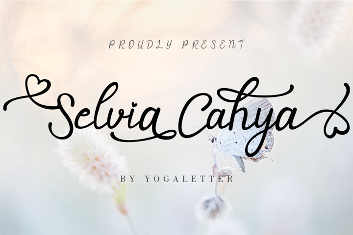 Selvia Cahya