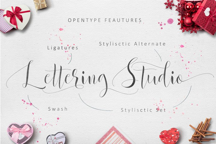 Beautylove Script - Free Font of The Week Design1