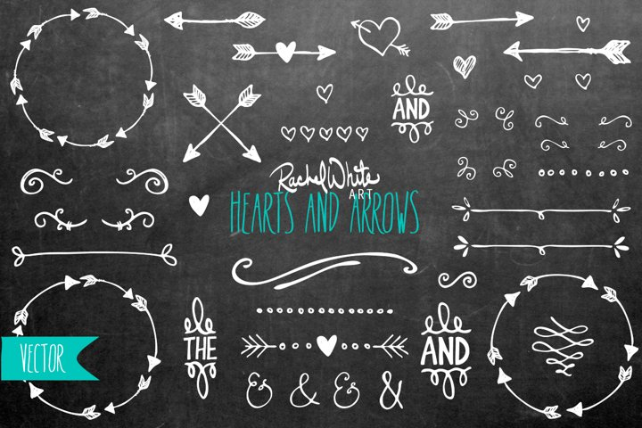 Hearts & Arrows - Free Design of The Week Design0