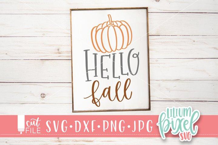Pumpkin - Hello Fall
