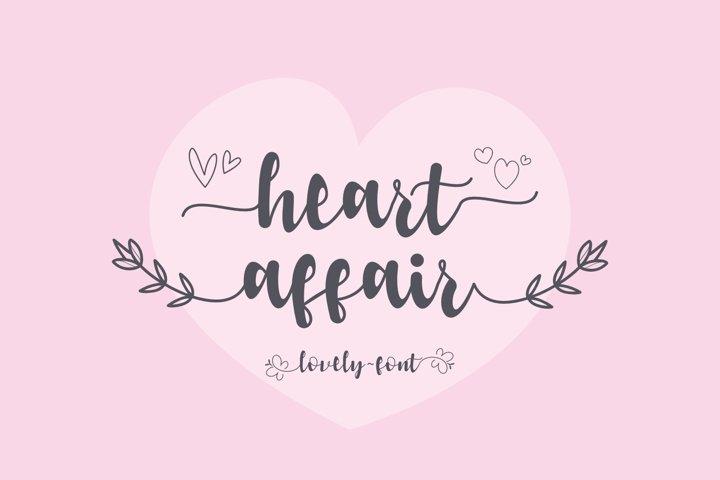 Heart Affair
