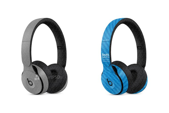 Beats Solo Pro Wireless On-Ear Headphones 2019 Smart PSD