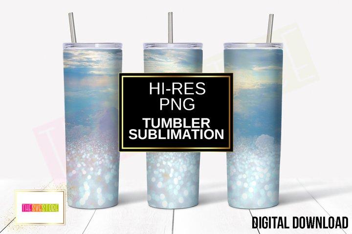 Tumbler Sublimation Design   20 oz.