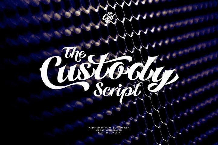 Custody Script