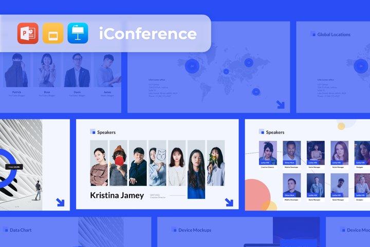 iConference - Smooth Animated Presentation Bundle