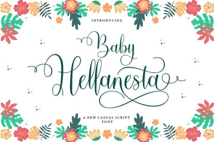 Baby Hellanesta
