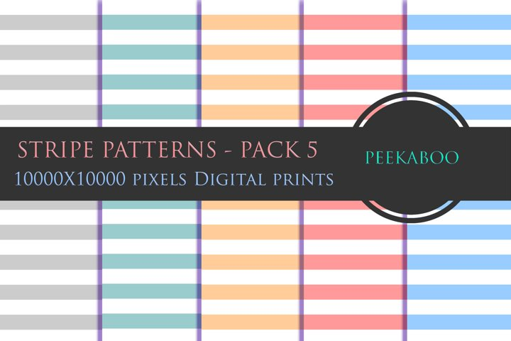 10k pixels Stripe Digital Papers - P5