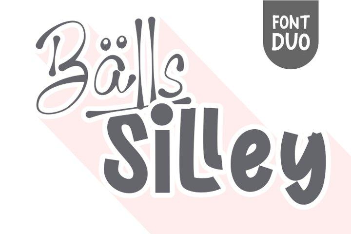 Balls Silley