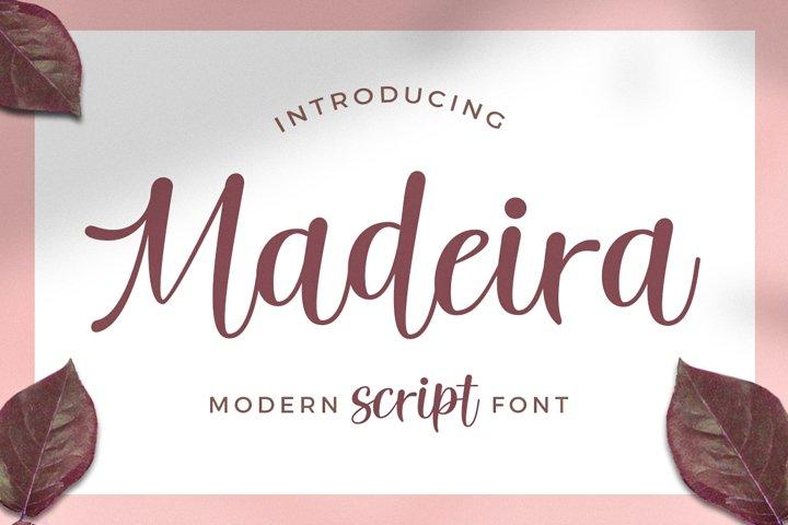 Madeira Script