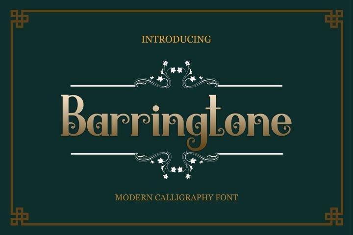 Barringtone