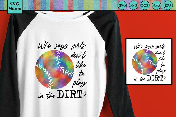 Softball Sublimation Design, Softball Quote Sublimation png