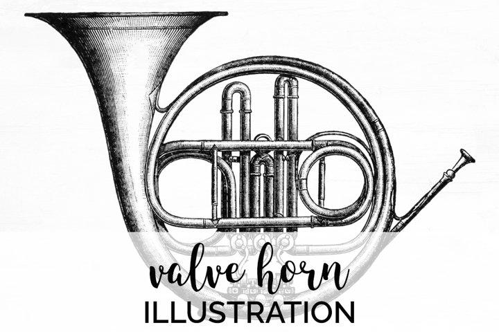 Horn - Vintage Musical Instruments Valve Horn