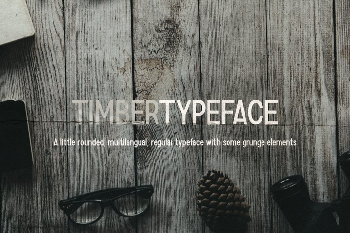 Grunge fonts Bundle example 6