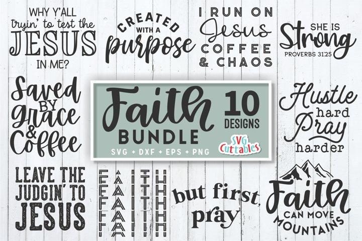 Faith SVG Bundle