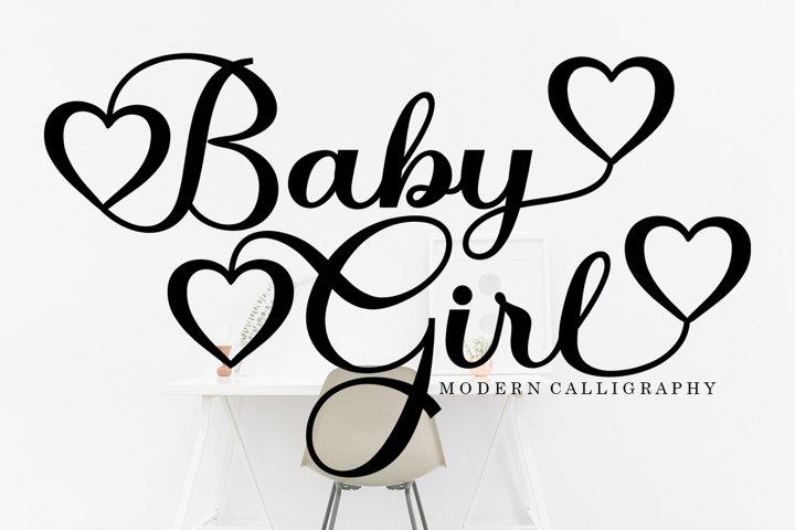 Baby Girl Script