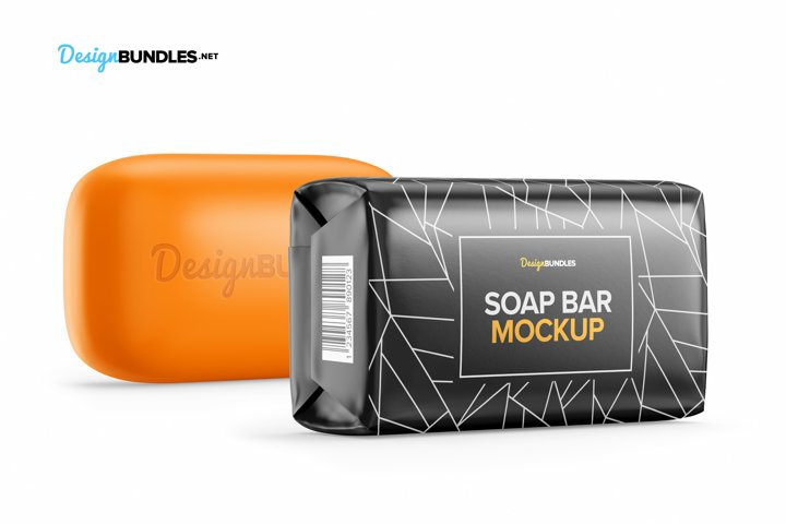 Soap Bar Mockups example 8