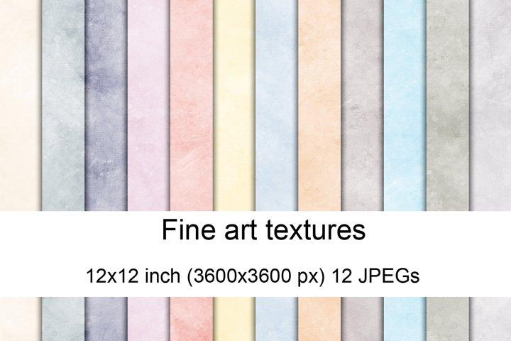 Fine art textures