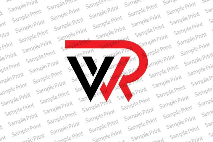 Modern Letter WR Logo