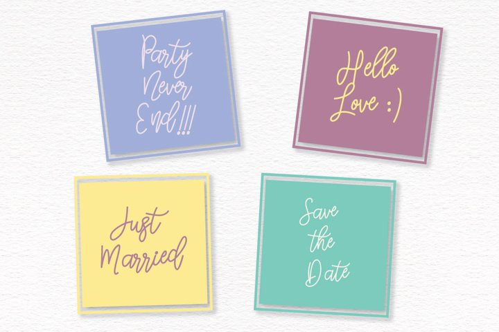 Louie Font - Free Font of The Week Design2