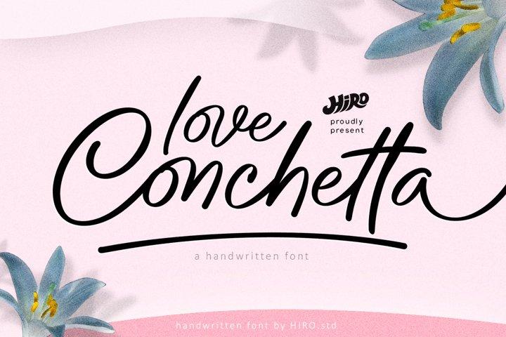 Love Conchetta