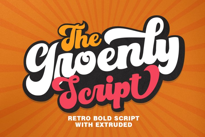 Groenly Script