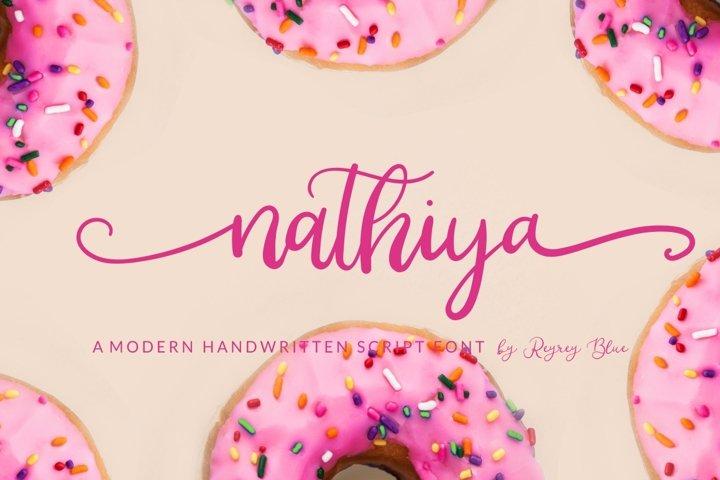 Nathiya Script