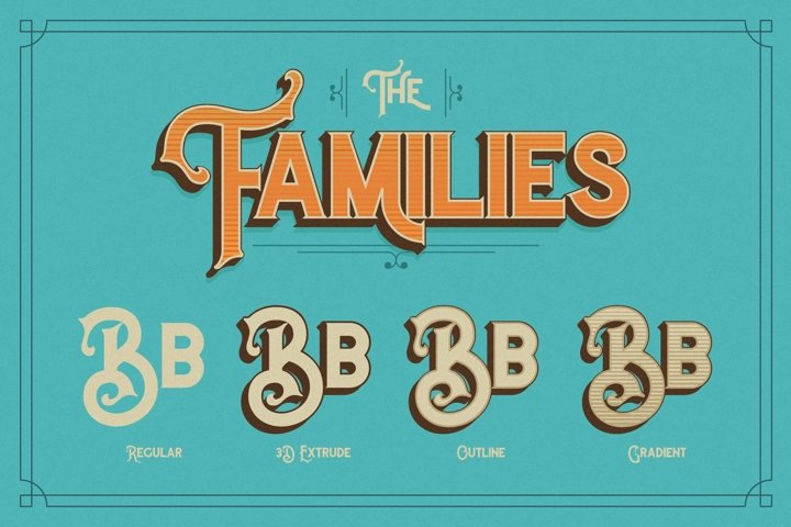 The Witch Typeface - Free Font of The Week Design0