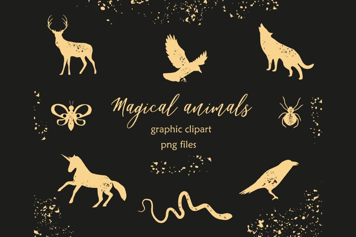 Magical animals