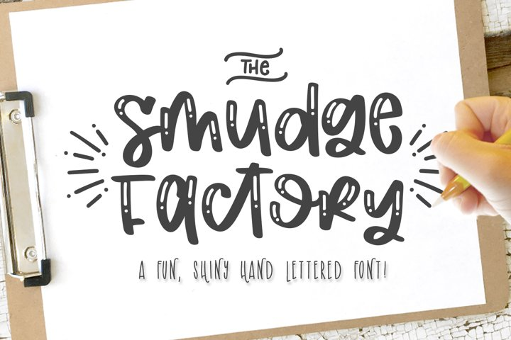 The Smudge Factory